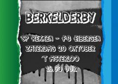 SP.Rekken – FC.Eibergen zaterdag 16.30 uur