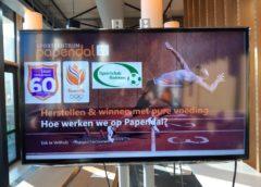 Rekken5 op bezoek in Papendal