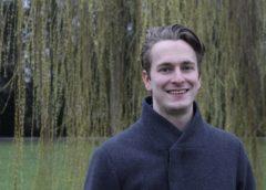 Pupillen worden groot: Maikel Giesbers
